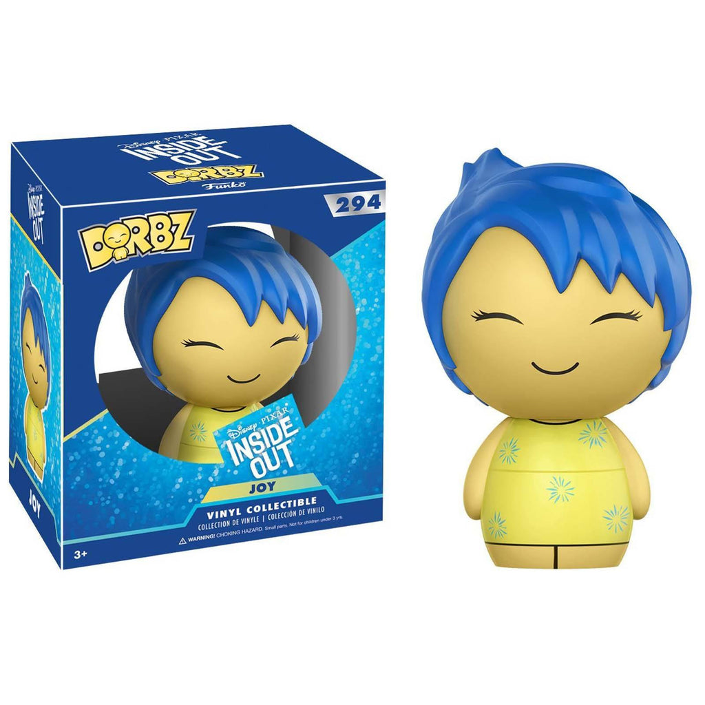 Funko Disney Inside Out Dorbz Joy Vinyl Figure