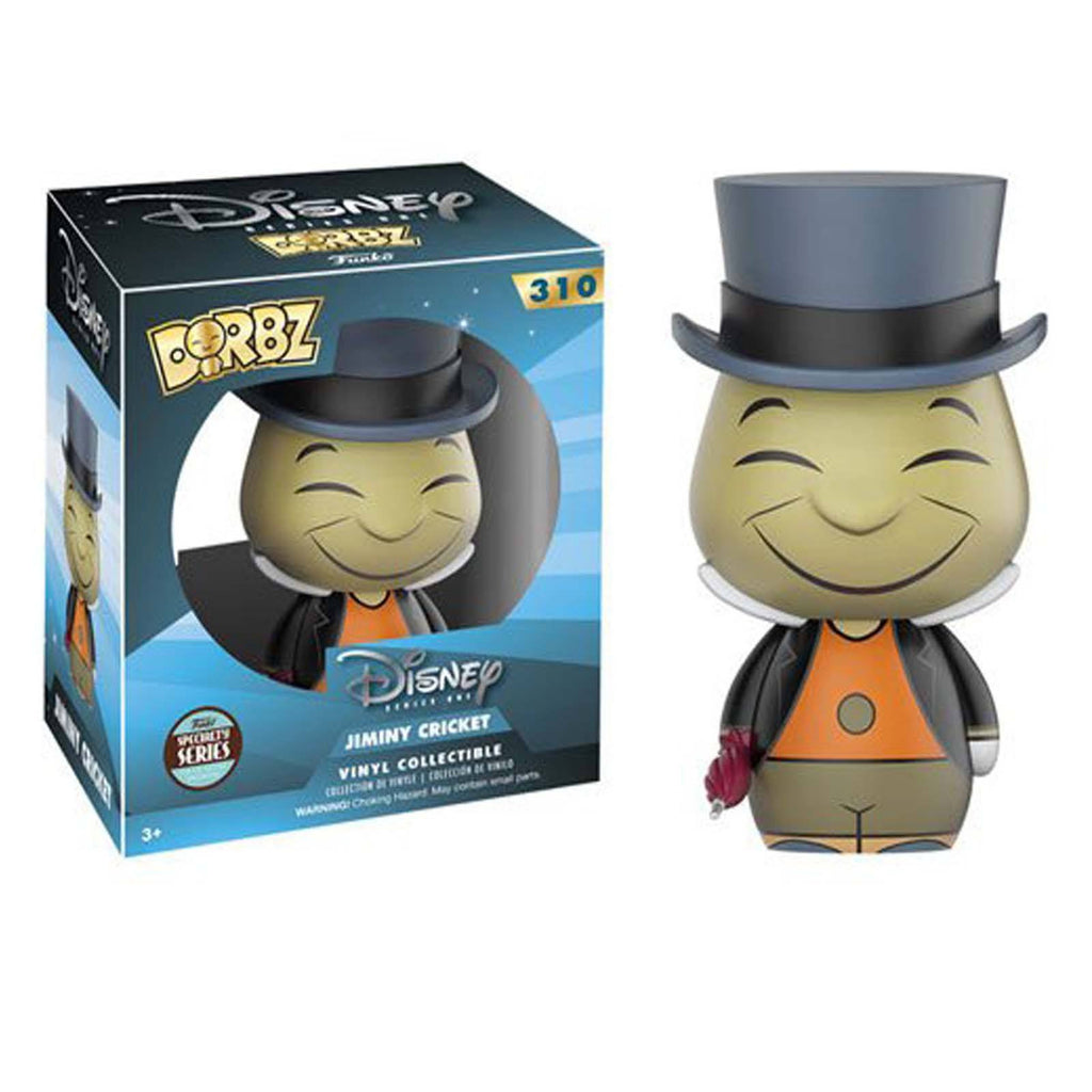 Funko Disney Specialty Series Dorbz Jiminy Cricket Vinyl Figure