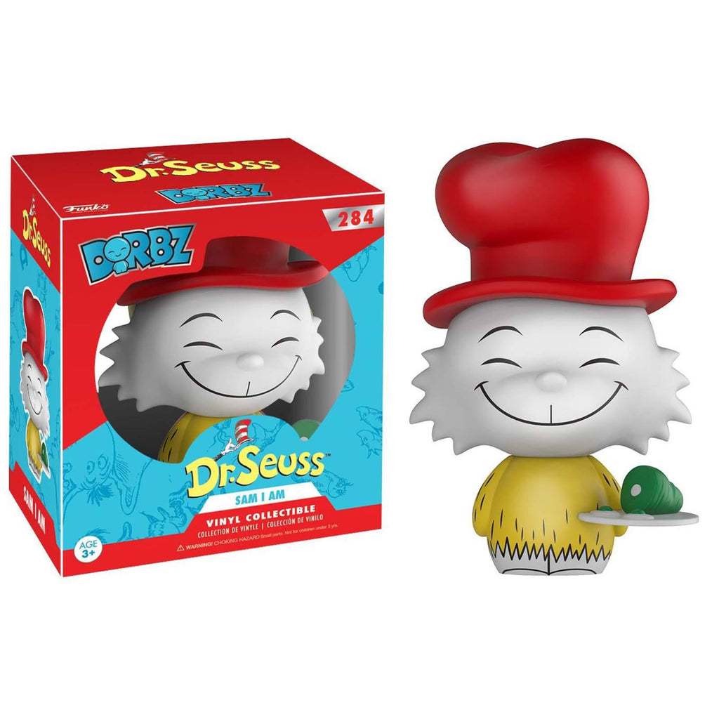 Funko Dr. Seuss Dorbz Sam I Am Vinyl Figure
