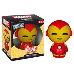 Funko Marvel Iron Man Dorbz Classic Iron Man Vinyl Figure - Radar Toys