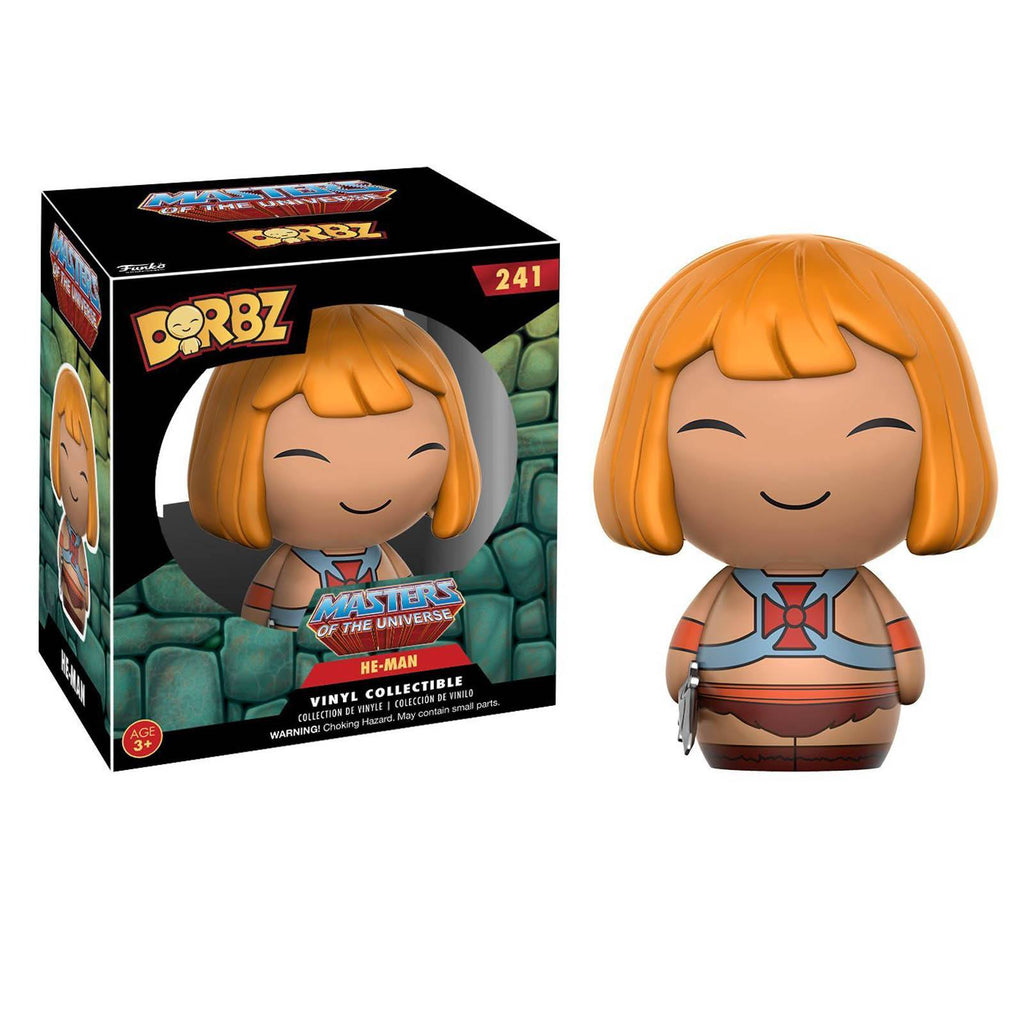 Funko Masters Of The Universe Dorbz He-Man Vinyl Figure