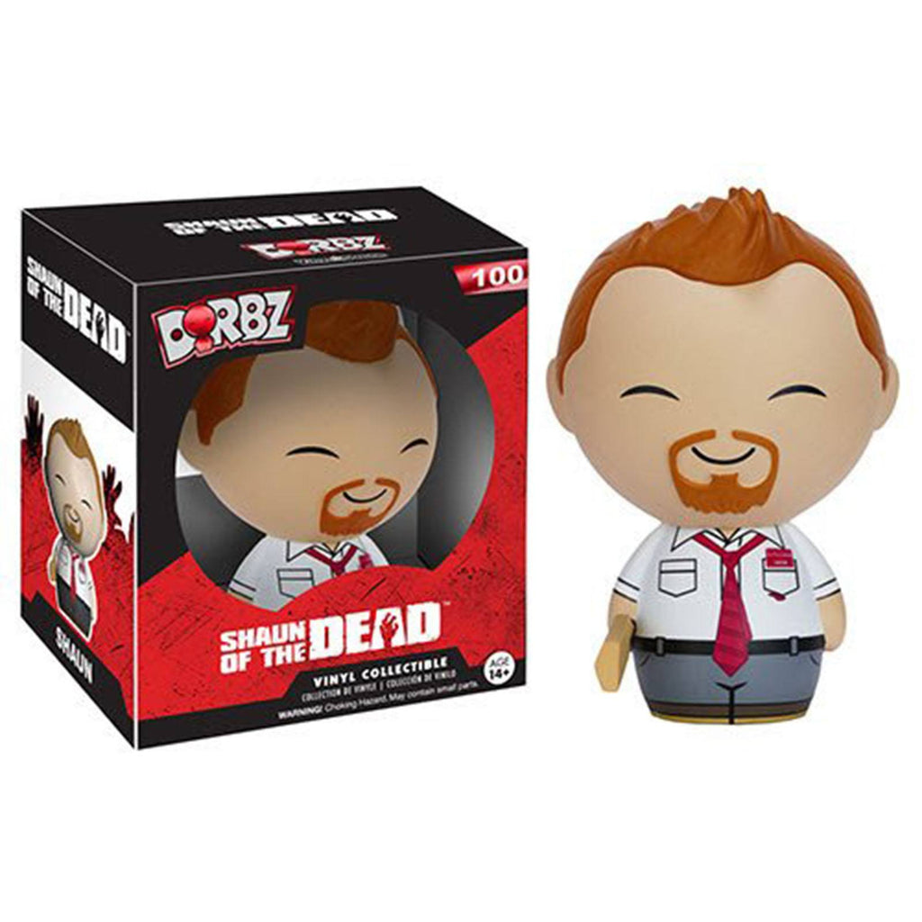 Funko Shaun Of The Dead Dorbz Shaun Vinyl Figure - Radar Toys