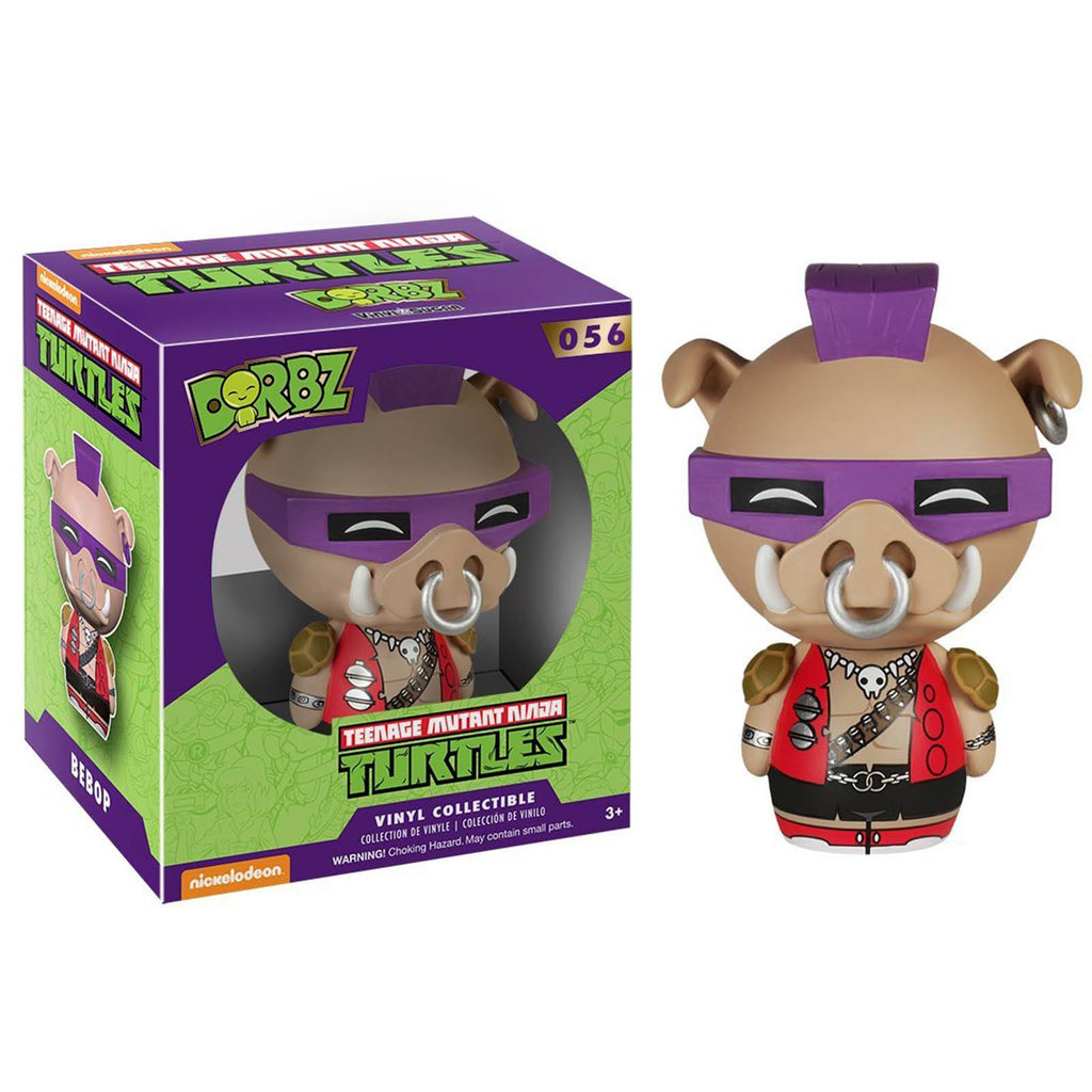 Funko Teenage Mutant Ninja Turtles Dorbz Bebop Vinyl Figure