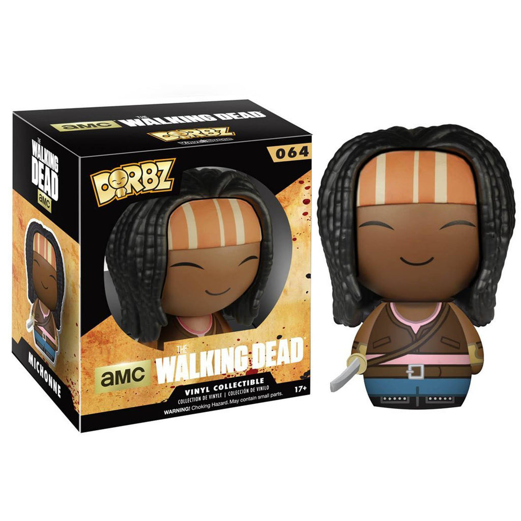 Funko Walking Dead Dorbz Michonne Vinyl Figure