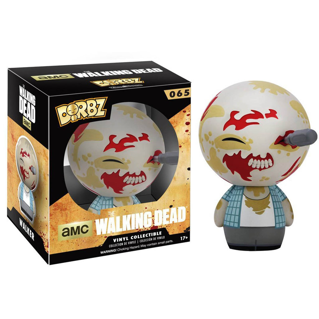 Funko Walking Dead Dorbz Walker Vinyl Figure - Radar Toys