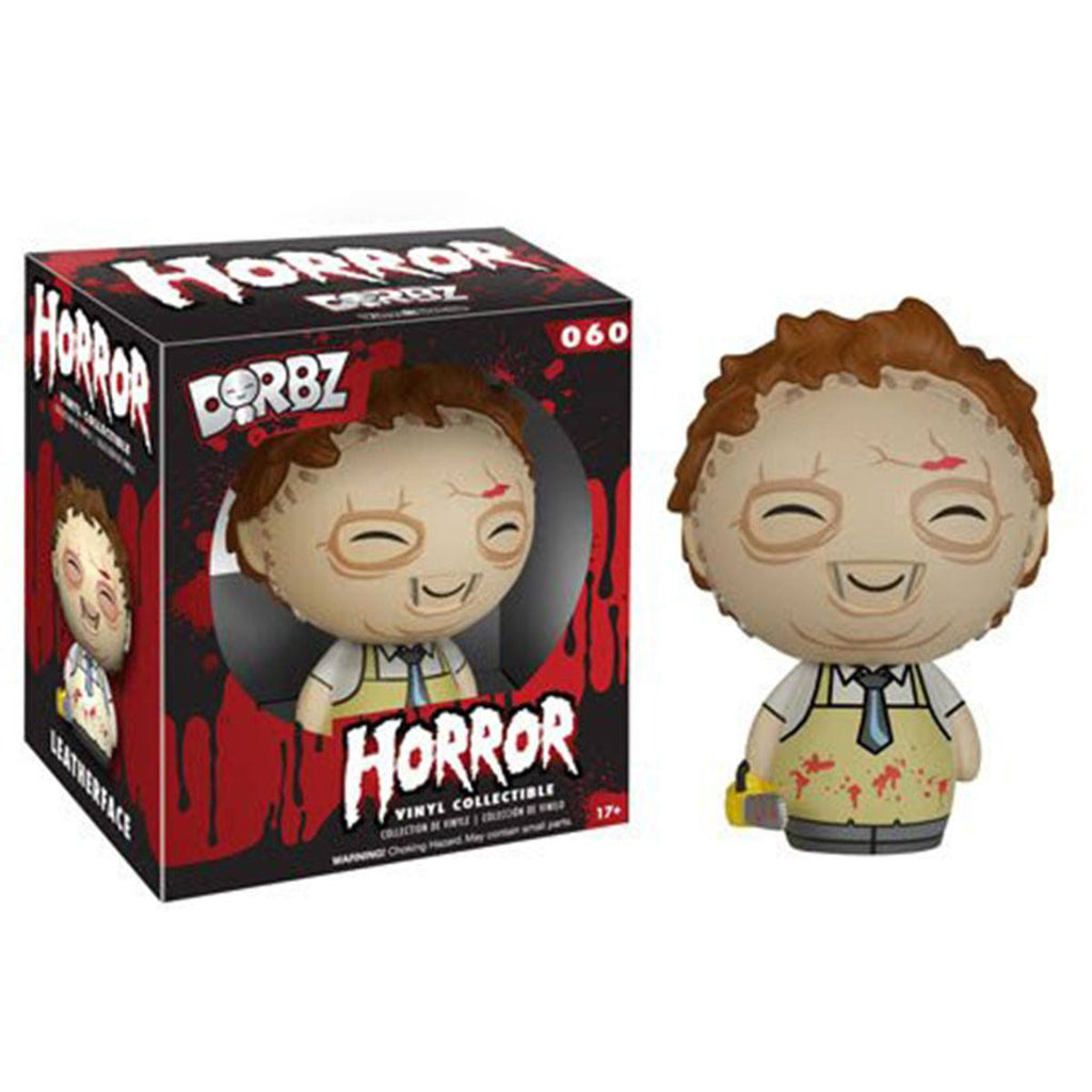 Leatherface Dorbz Leatherface Vinyl Figure - Radar Toys