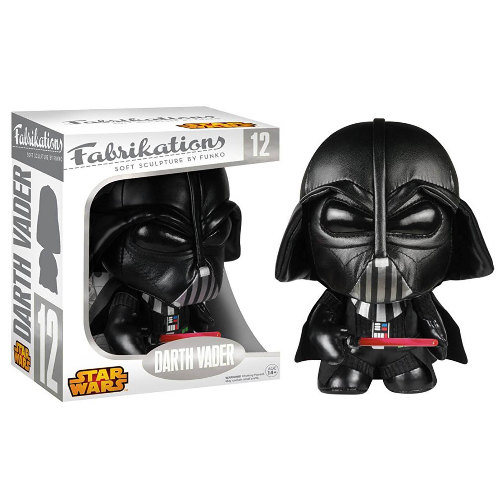Funko Star Wars Fabrikations Darth Vader Plush Figure Radar Toys