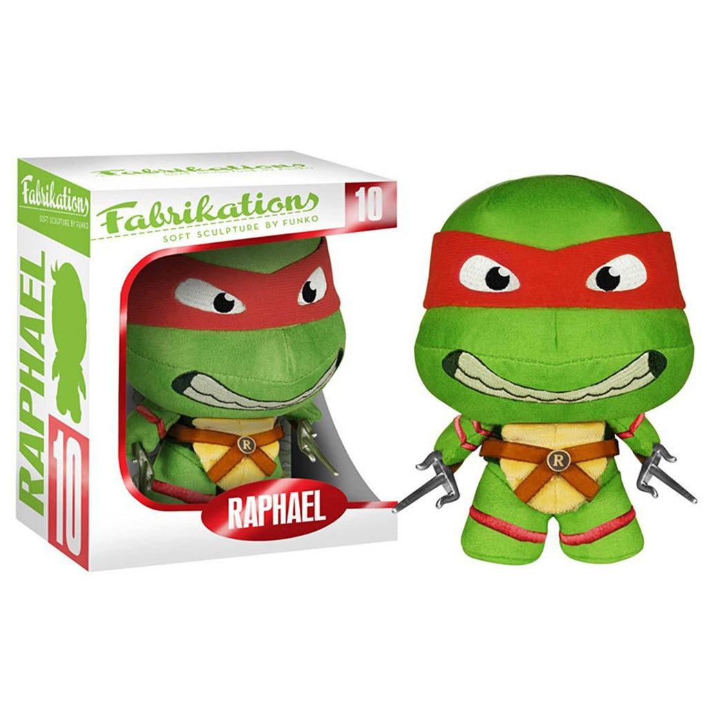 Funko Teenage Mutant Ninja Turtles Fabrikations Raphael Plush Figure