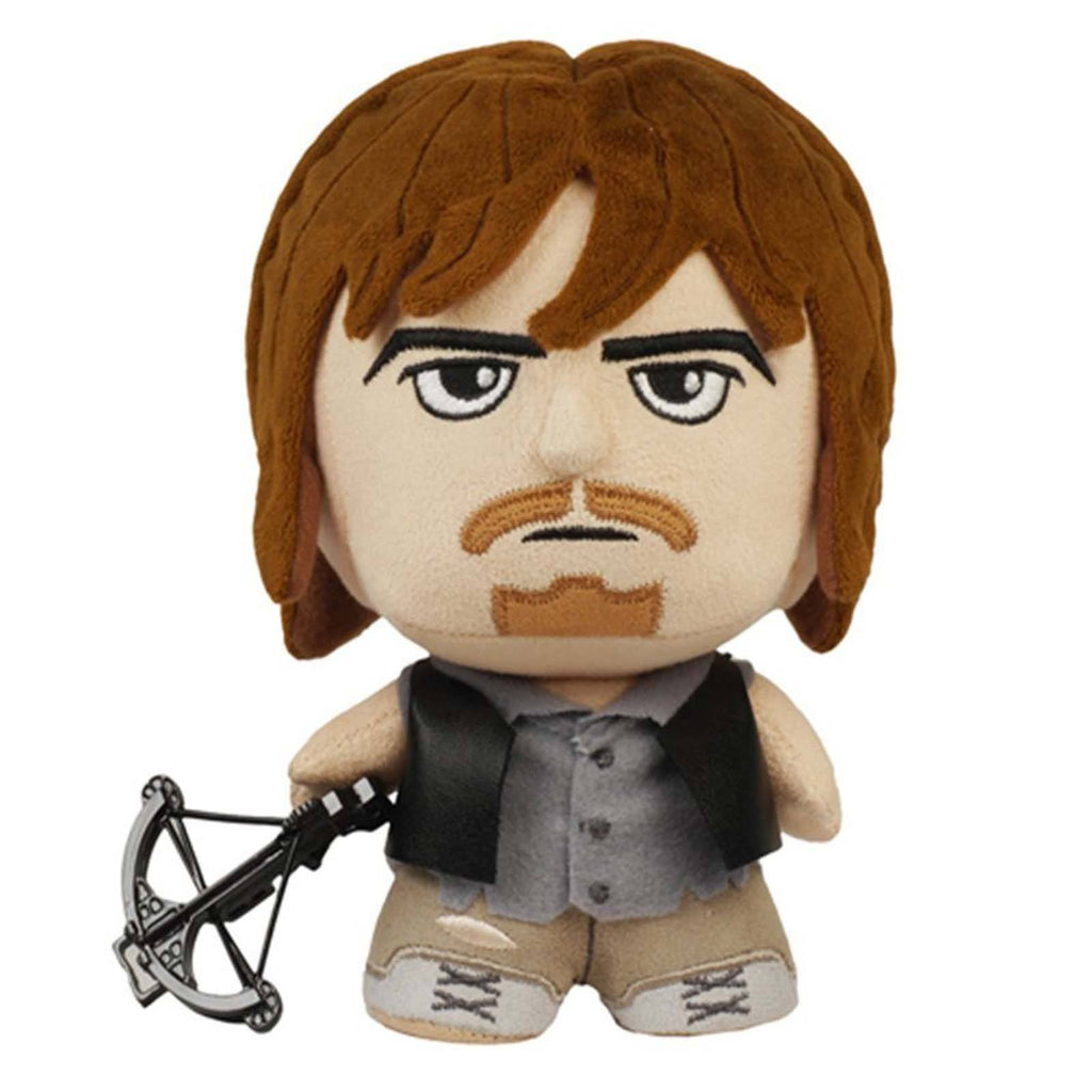 Funko Walking Dead Fabrikations Daryl Dixon Plush Figure