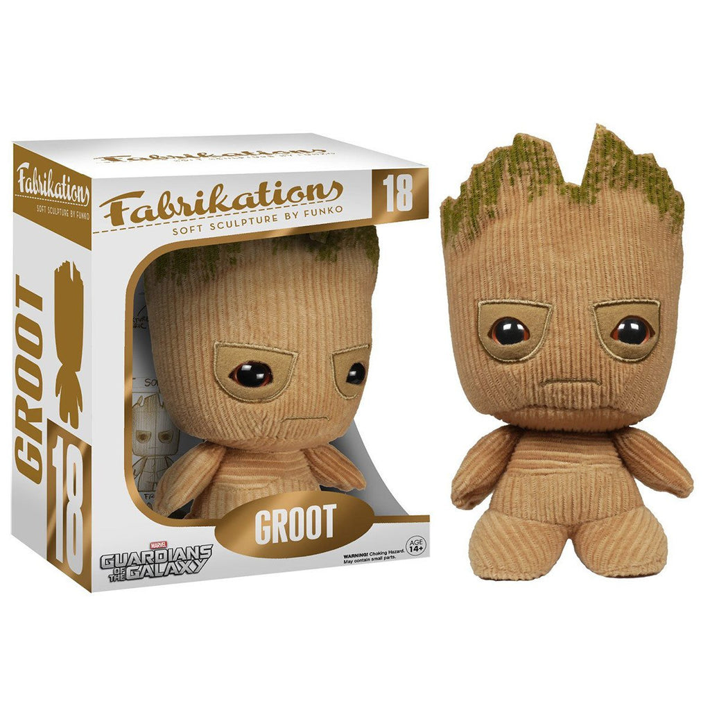 Guardians of the Galaxy Fabrikations Groot Figure