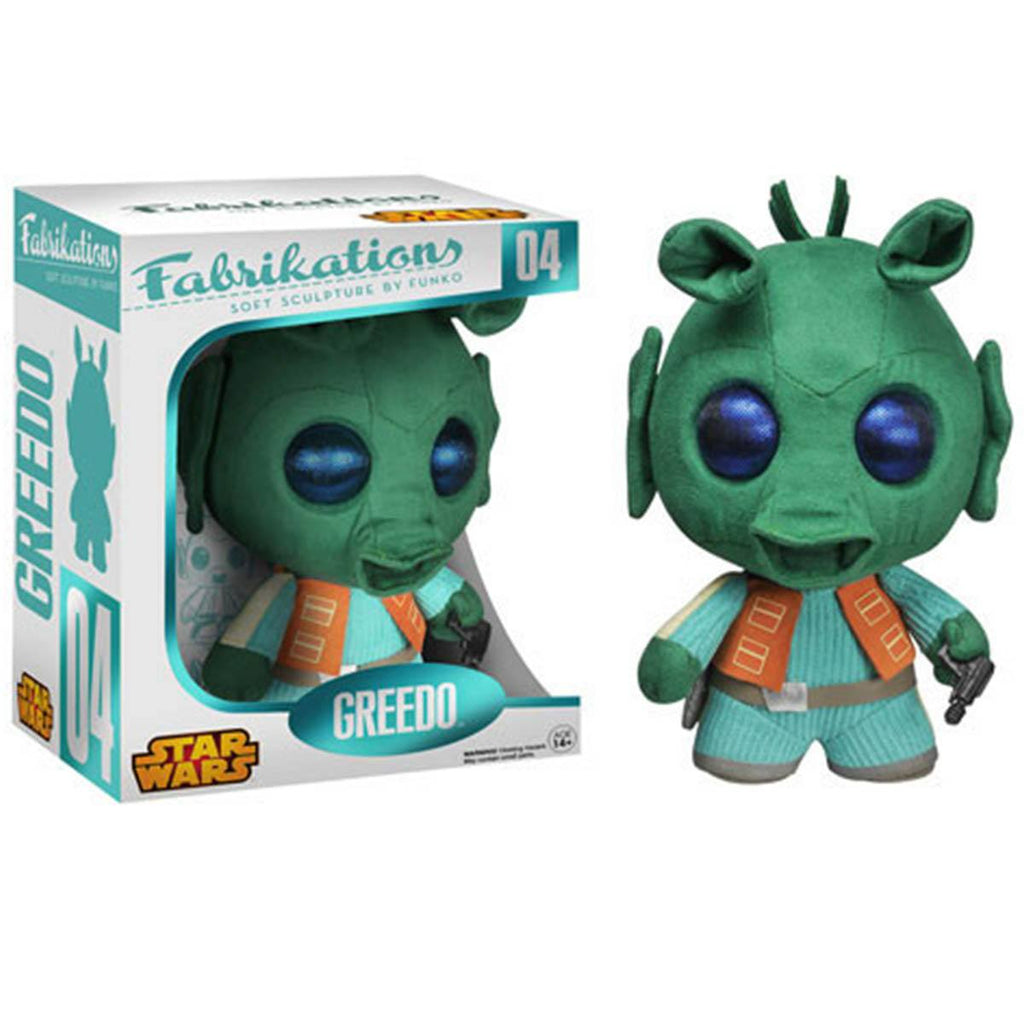 Star Wars Fabrikations Greedo Figure