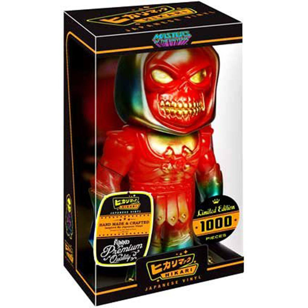 Masters Of The Universe Exclusive Hikari Skeletor Vinyl Figure