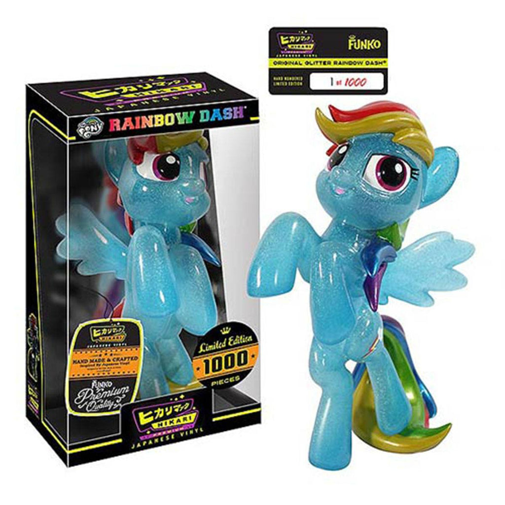 My Little Pony Hikari Sparkling Rainbow Dash Premium Vinyl Figure