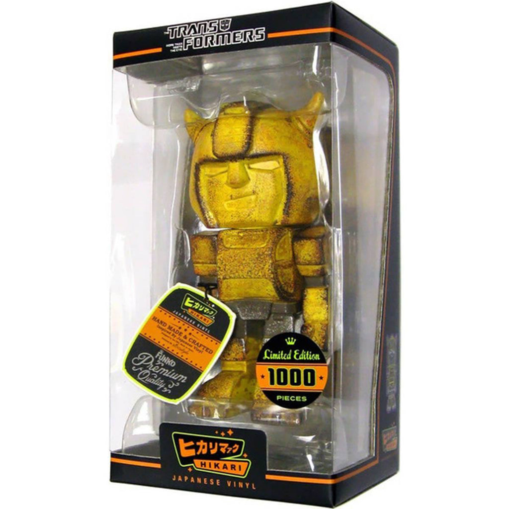 Transformers Battle Ready Exclusive Hikari Bumblebee Premium Vinyl Figure