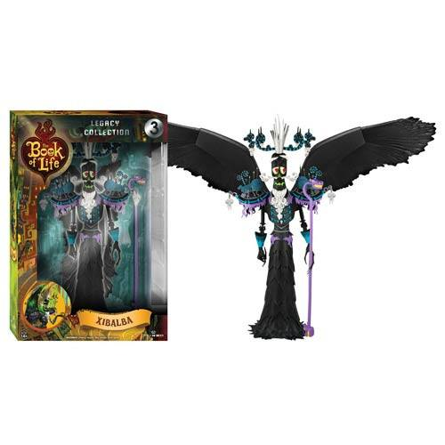 Funko Book Of Life Xibalba Legacy Action Figure