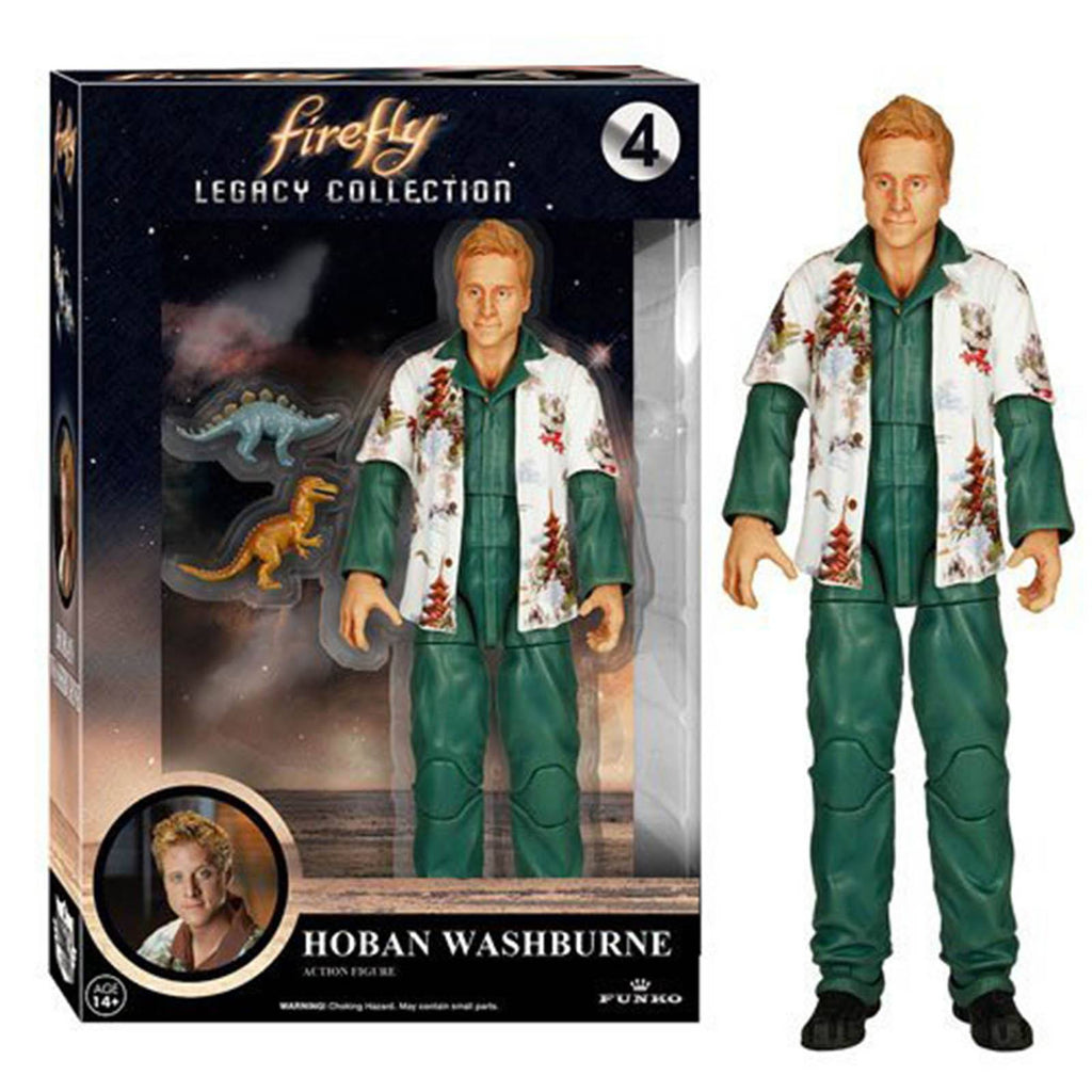 Funko Firefly Legacy Collection Hoban Washburne Action Figure