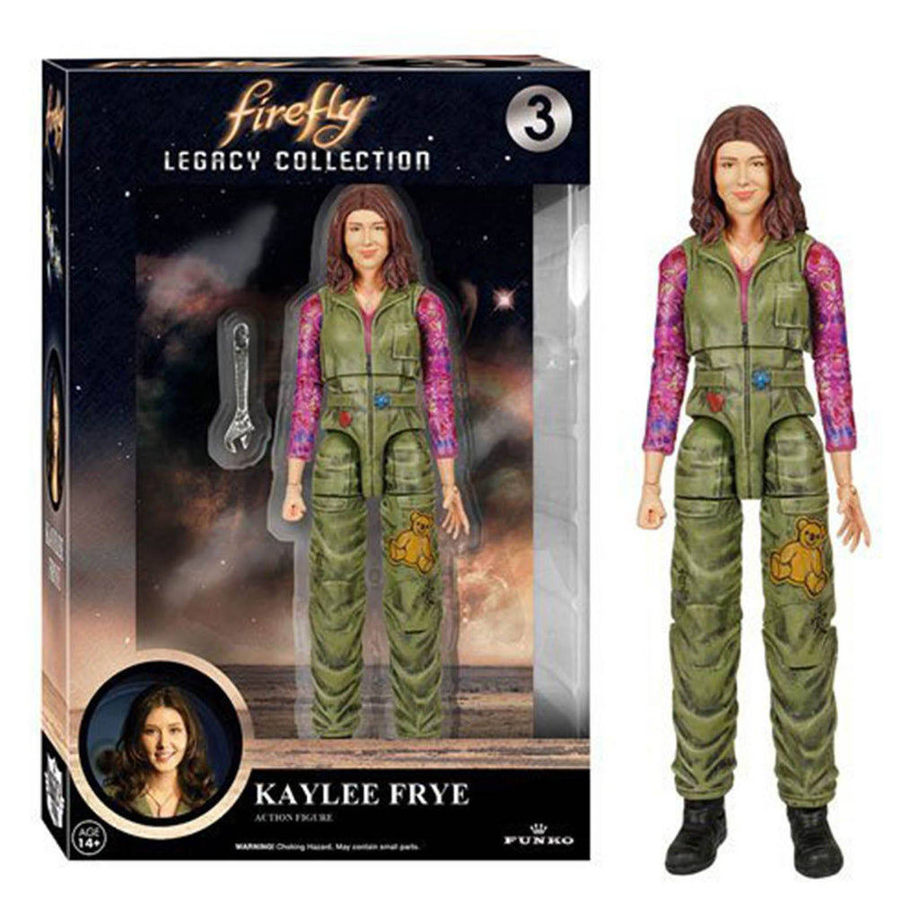 Funko Firefly Legacy Collection Kaylee Frye Action Figure