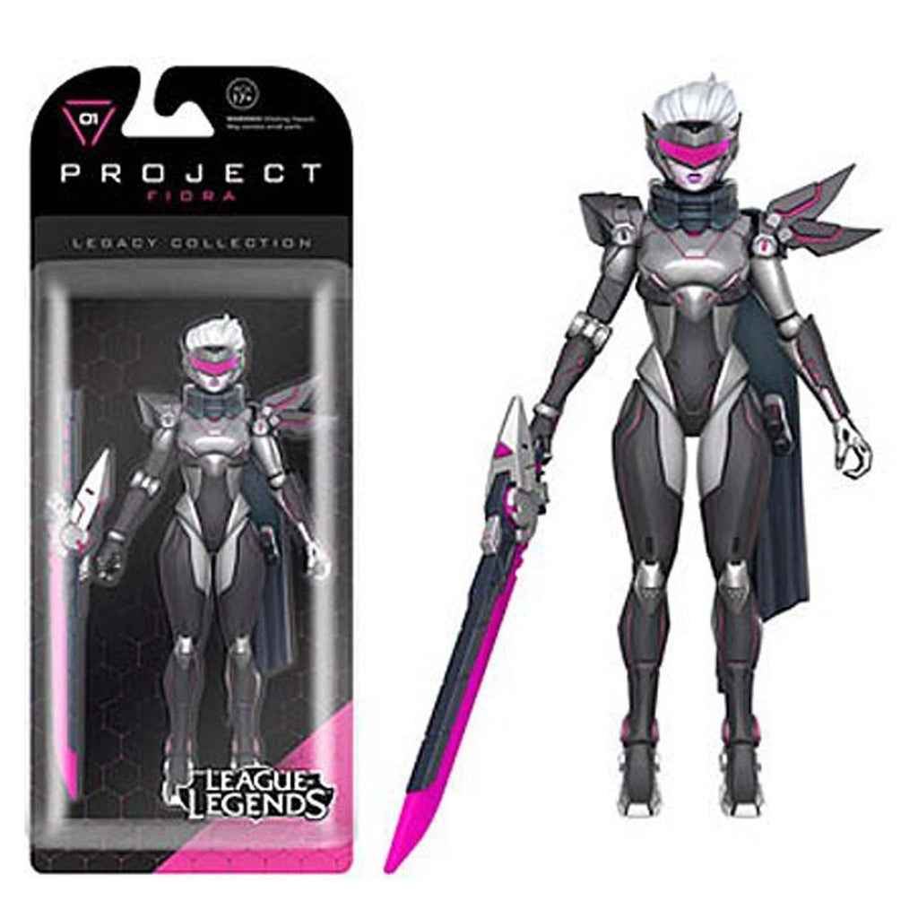 Funko League Of Legends Legacy Collection Project Fiora Action Figure