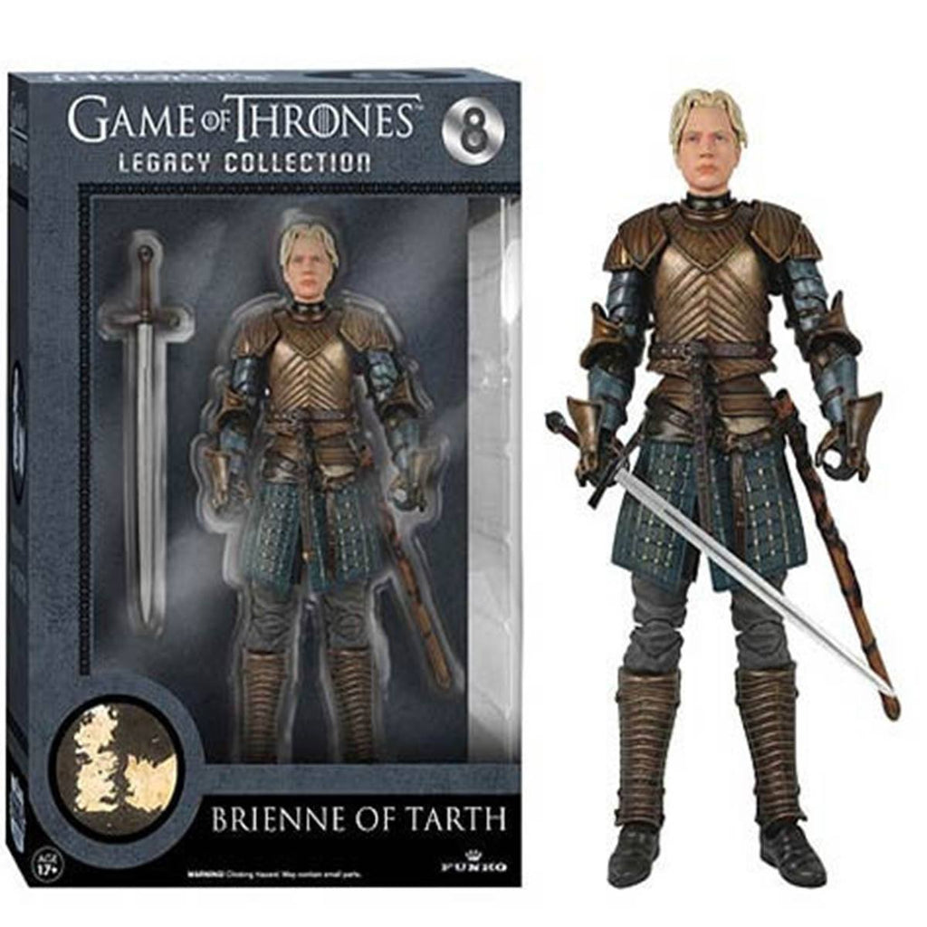 Game Of Thrones Legacy Collection Brienne of Tarth Action Figure