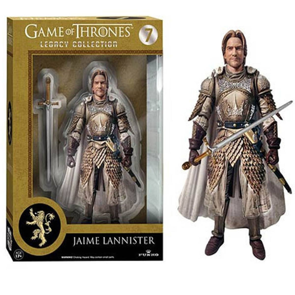 Game Of Thrones Legacy Collection Jaime Lannister Action Figure