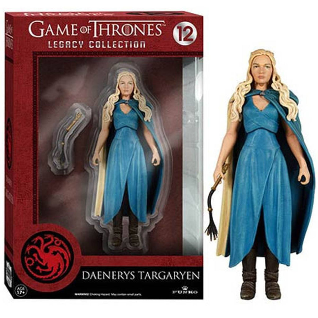 Game Of Thrones Legacy Collection Mhysa Daenerys Targaryen Action Figure