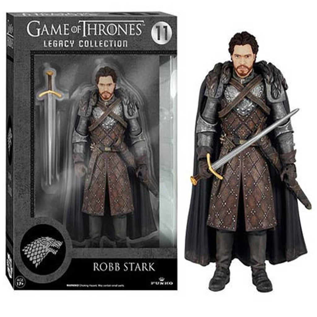 Game Of Thrones Legacy Collection Robb Stark Action Figure - Radar Toys