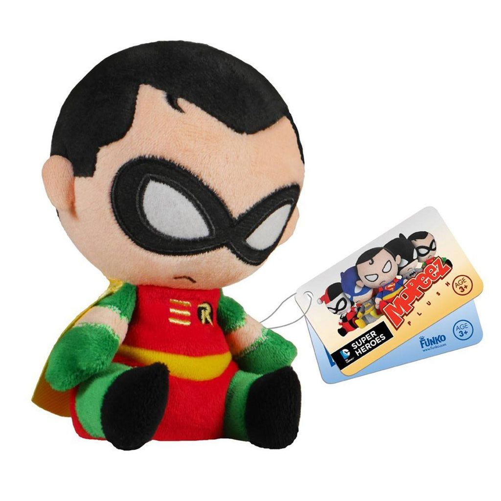 DC Comics Mopeez Robin Plush Figure