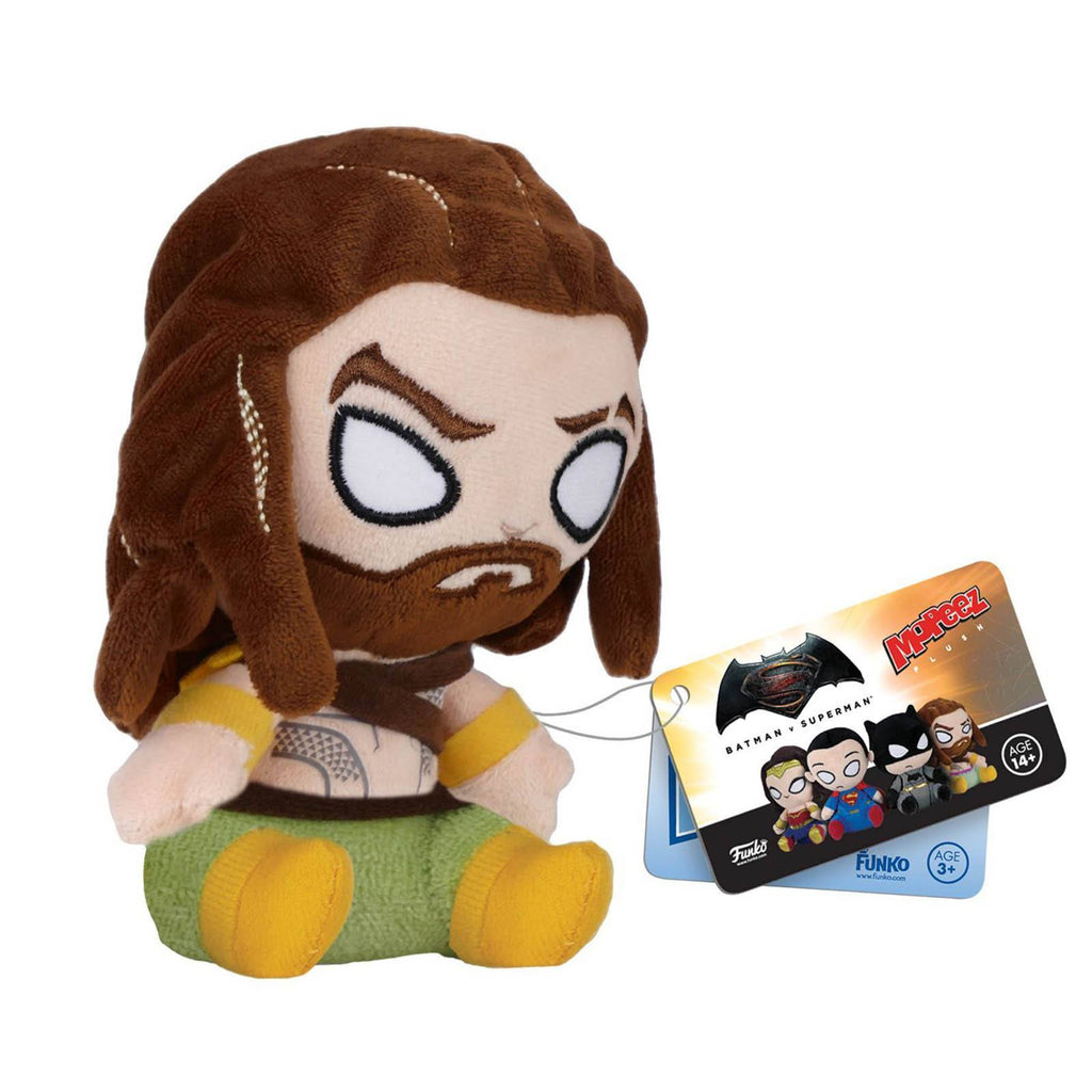 Funko Batman Vs Superman Mopeez Aquaman Plush Figure