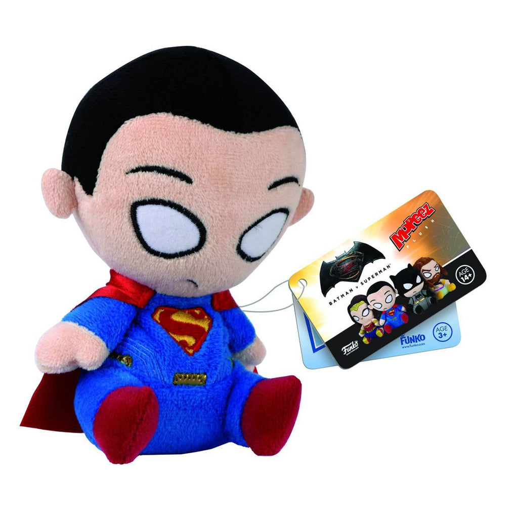 Funko Batman Vs Superman Mopeez Superman Plush Figure