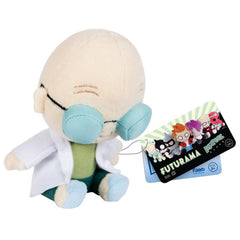 Funko Futurama Mopeez Professor Farnsworth Plush Figure - Radar Toys