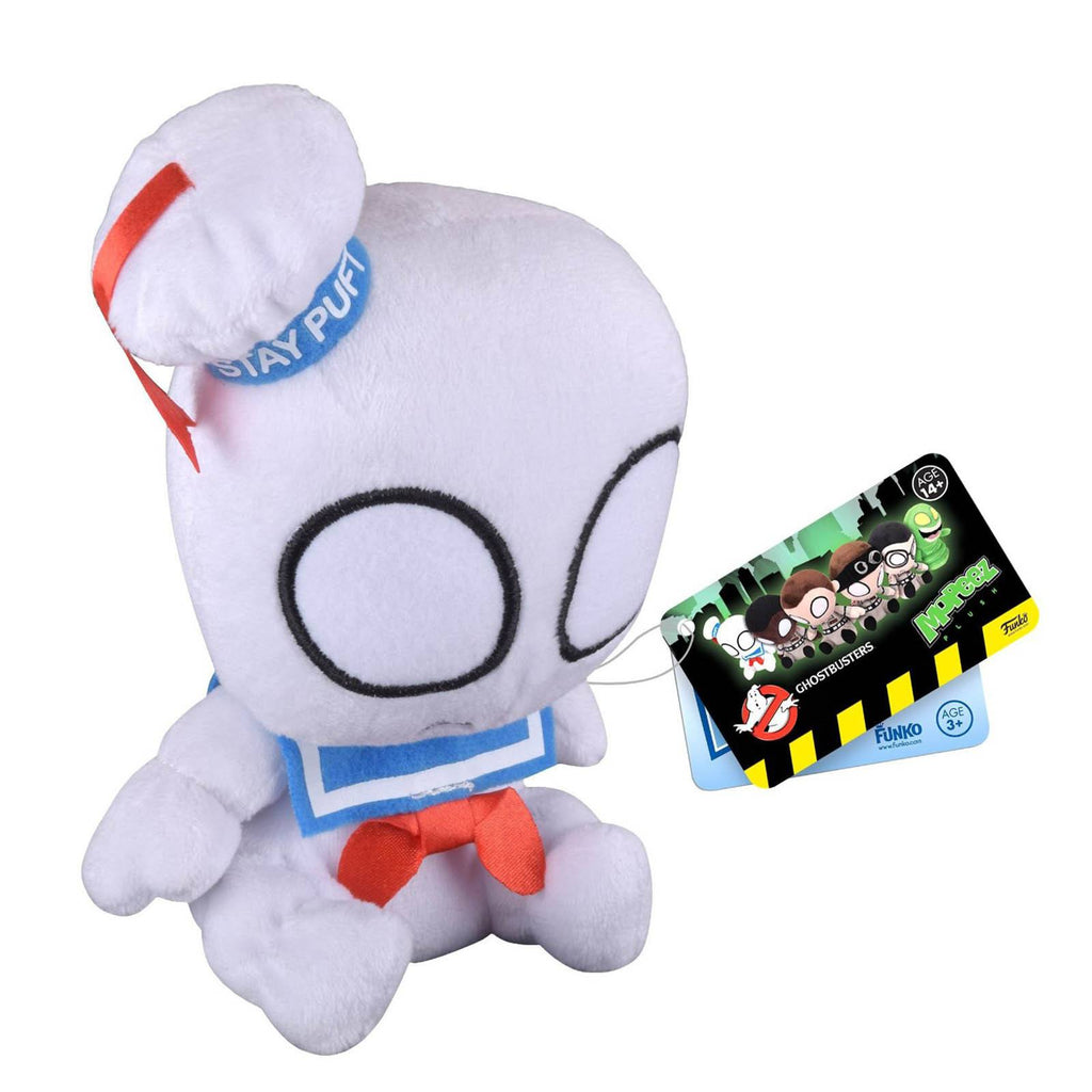 Funko Ghostbusters Mopeez Stay Puft Plush Figure