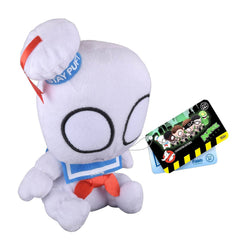 Funko Ghostbusters Mopeez Stay Puft Plush Figure - Radar Toys
