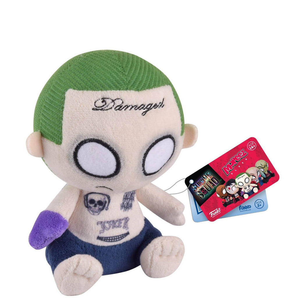 Funko Suicide Squad Mopeez The Joker Plush Figure