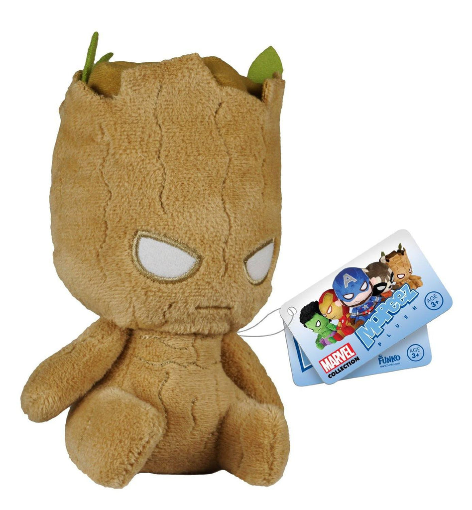 Guardians of the Galaxy Mopeez Groot Plush Figure