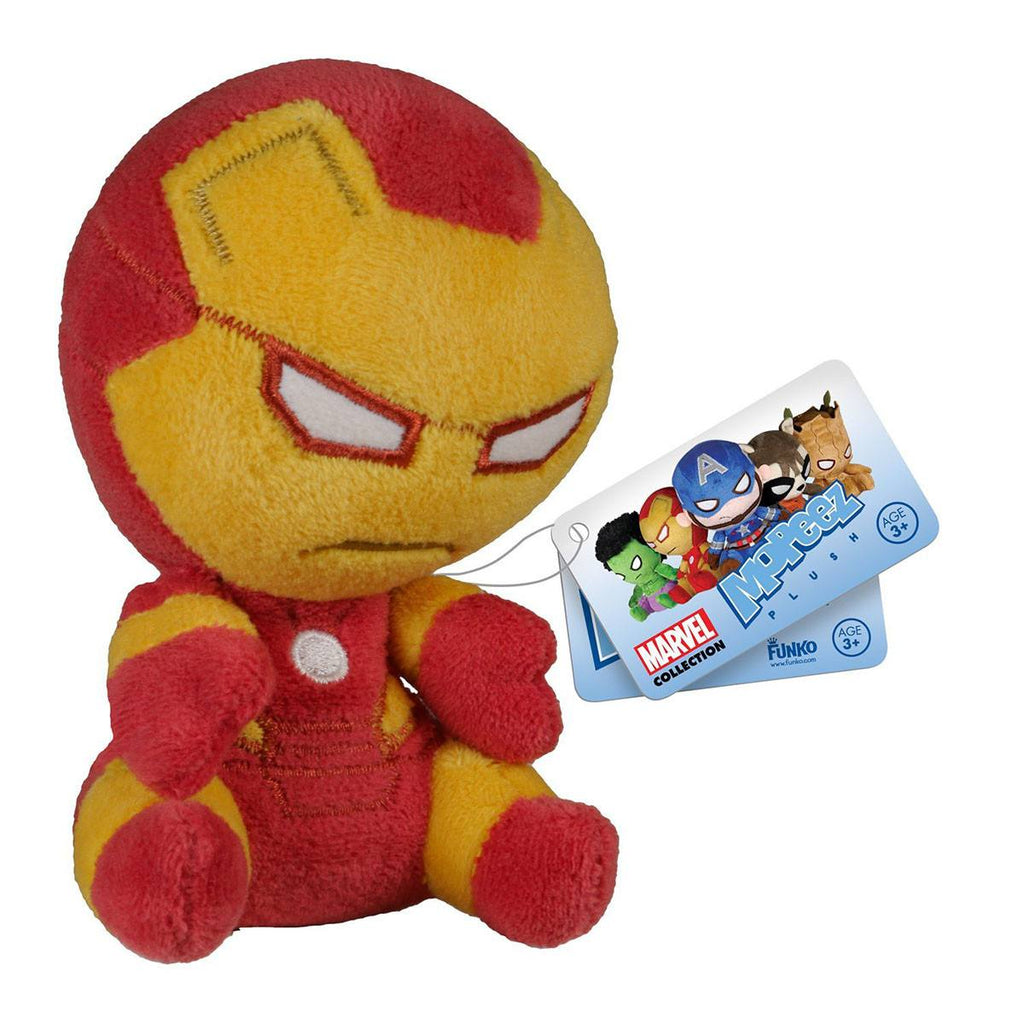 Marvel Avengers Iron Man Mopeez Plush Figure