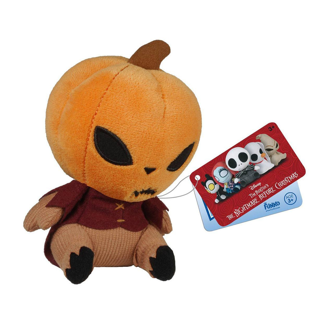 Nightmare Before Christmas Mopeez Pumpkin King Plush Figure - Radar Toys