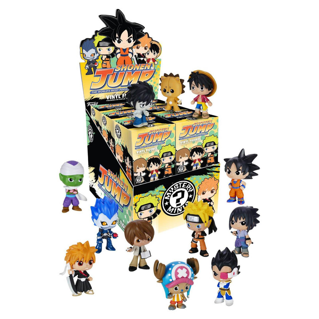 Best Of Anime Series 2 Mystery Minis Vinyl Figure