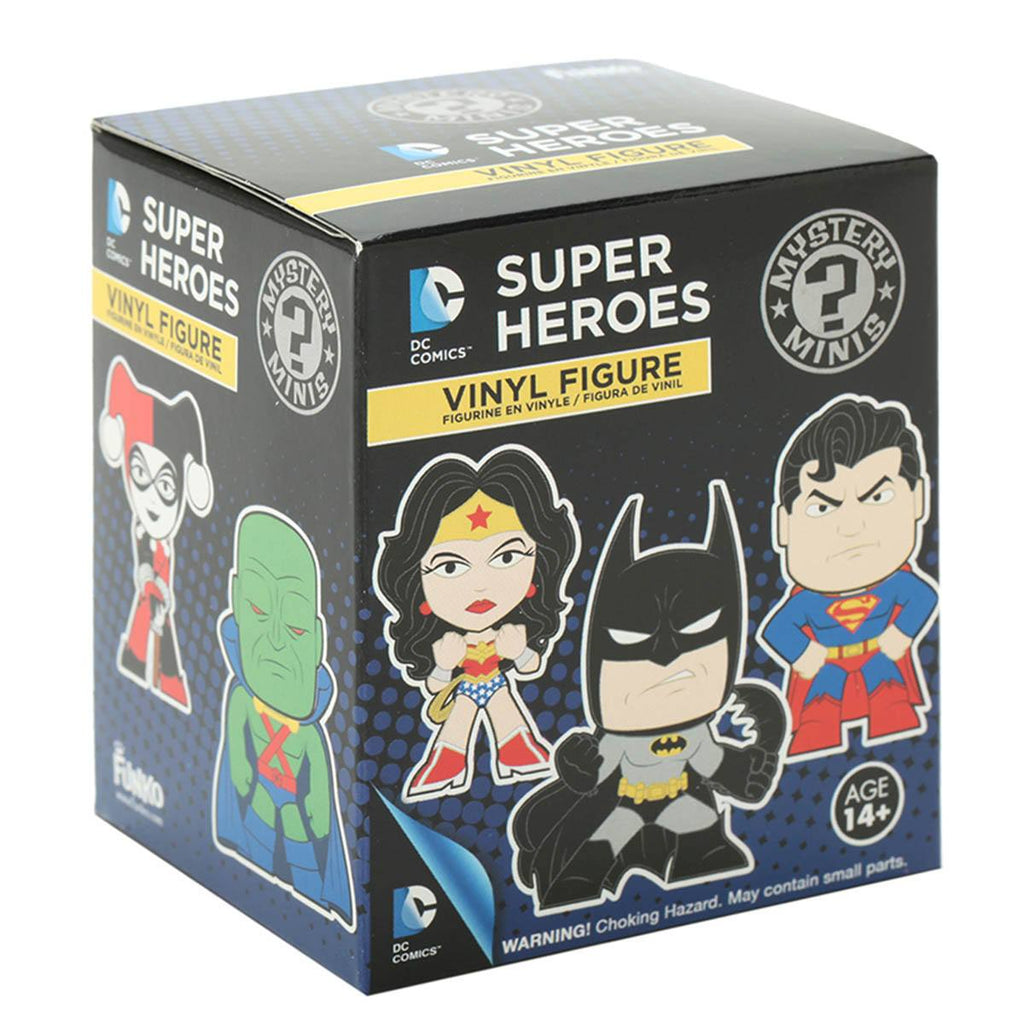 DC Comics Super Heroes Justice League Mystery Minis Vinyl Figure