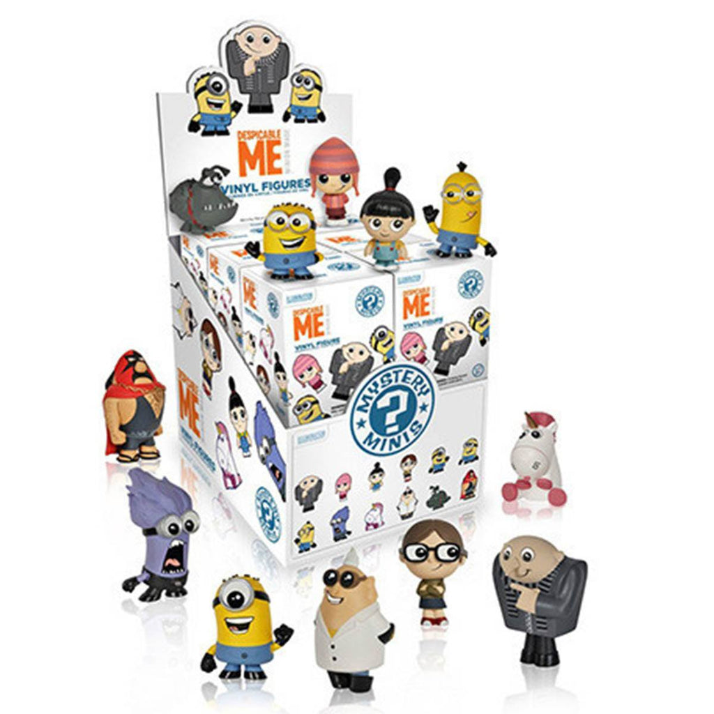 Despicable Me Mystery Minis Vinyl Figures
