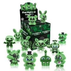 Funko Five Nights at Freddy's Glow In The Dark Mystery Minis Vinyl Figure