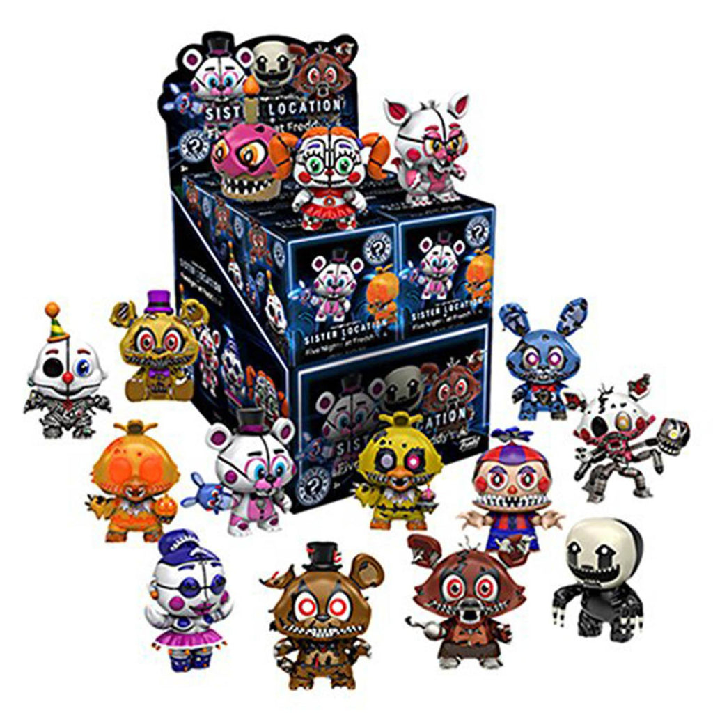 Funko Five Nights At Freddy's Sister Location Mystery Minis Vinyl Figure