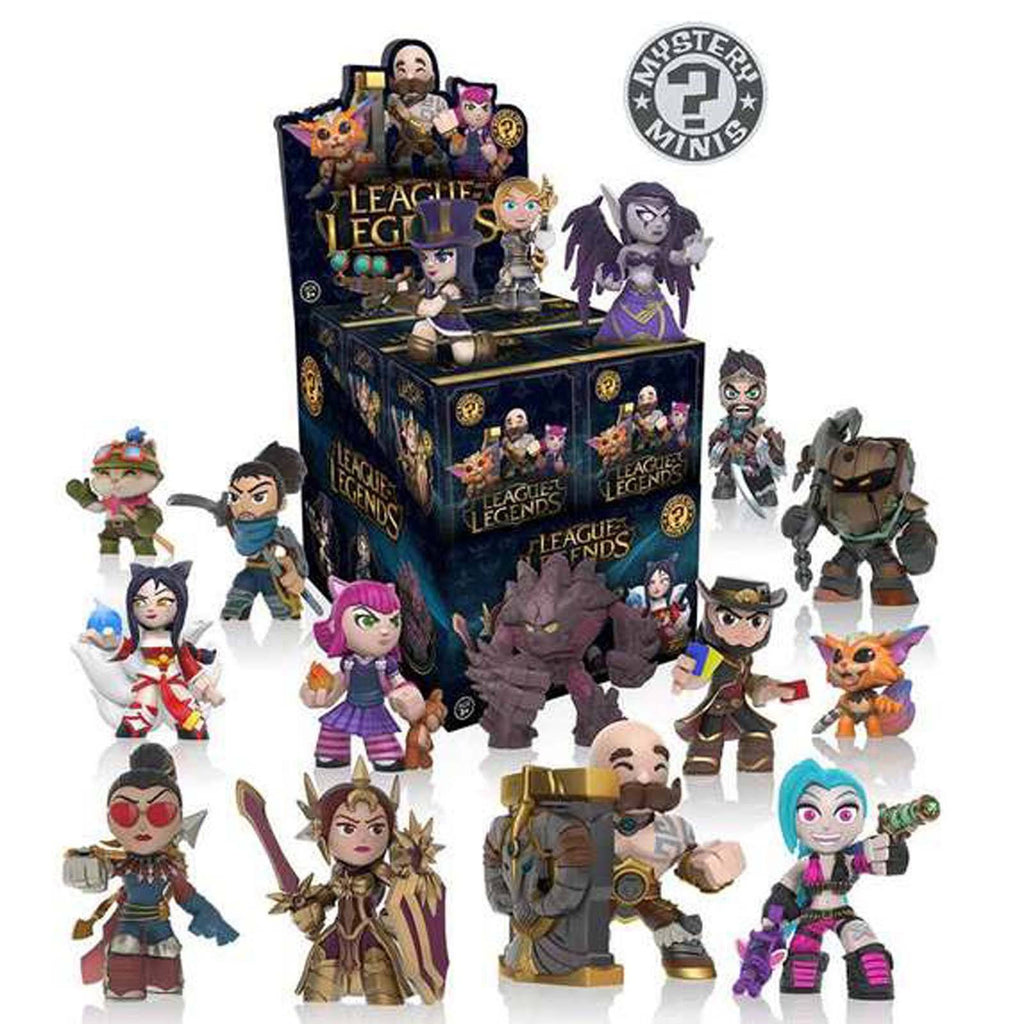 Funko League Of Legends Mystery Mini Vinyl Figure