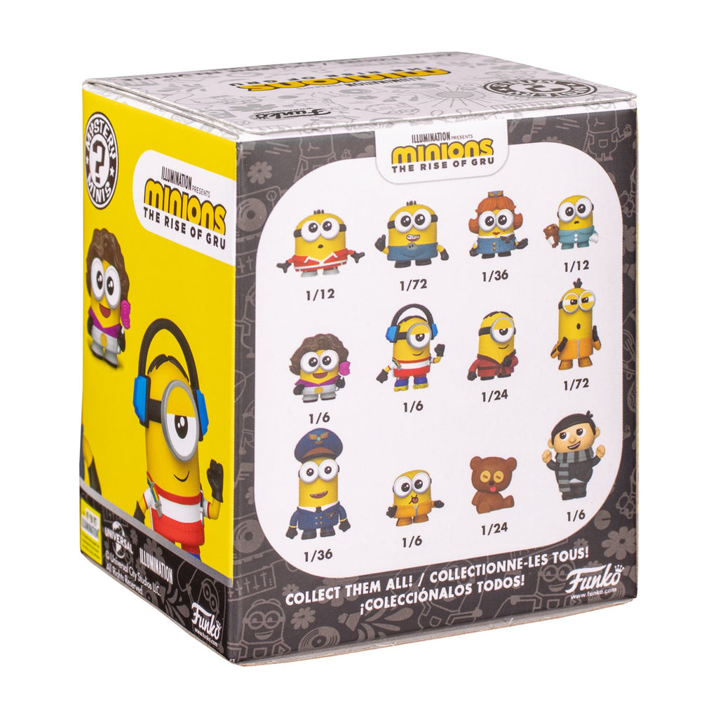 Funko Minions Rise Of Gru Mystery Minis Blind Box Mini Figure
