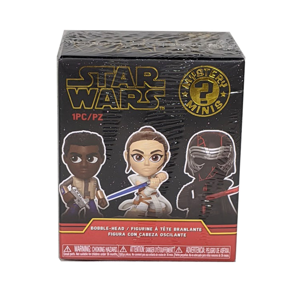 Funko Mystery Mini's - Funko Star Wars Rise Of Skywalker Mystery Mini Blind Box Mini Figure