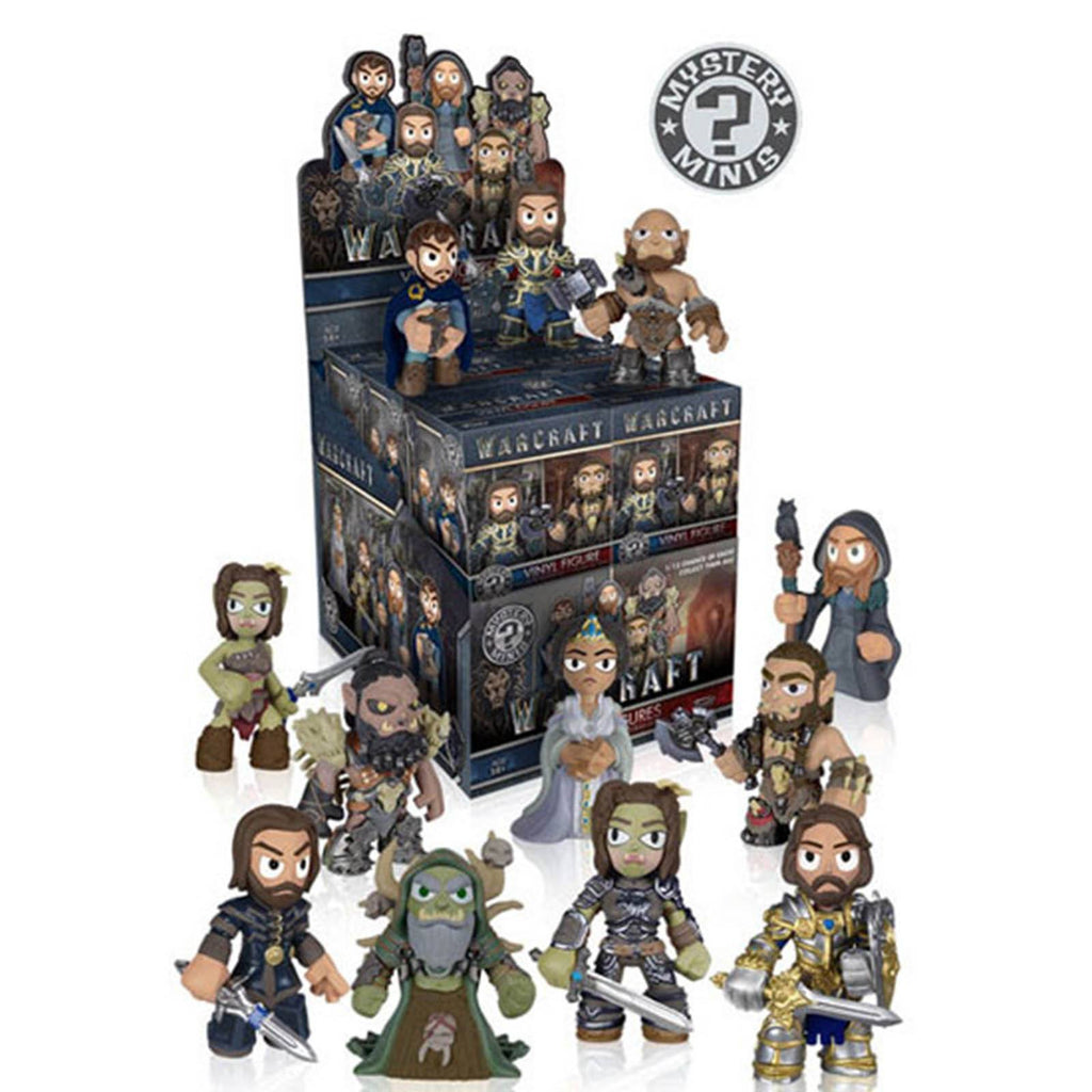 Funko World Of Warcraft Mystery Minis Vinyl Figure