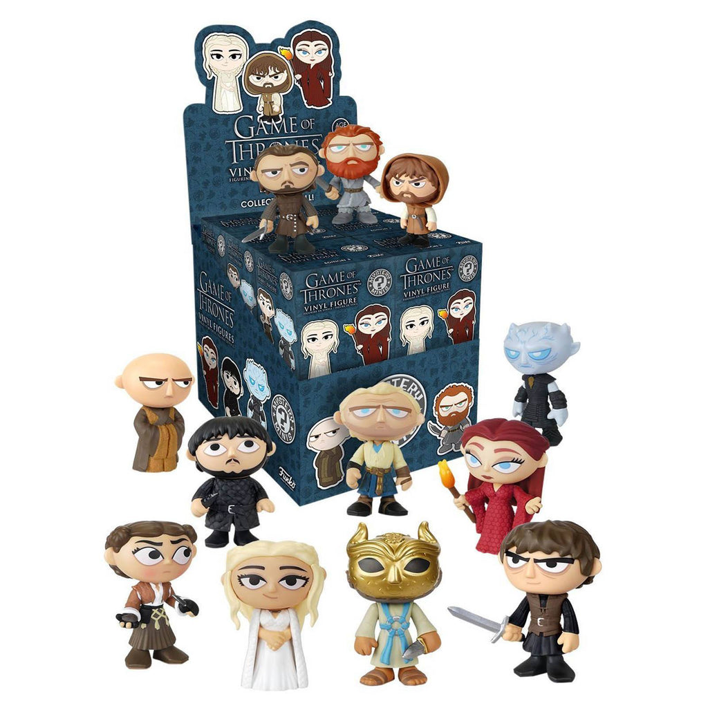 Game of Thrones Series 3 Mystery Minis Vinyl Figure - Radar Toys