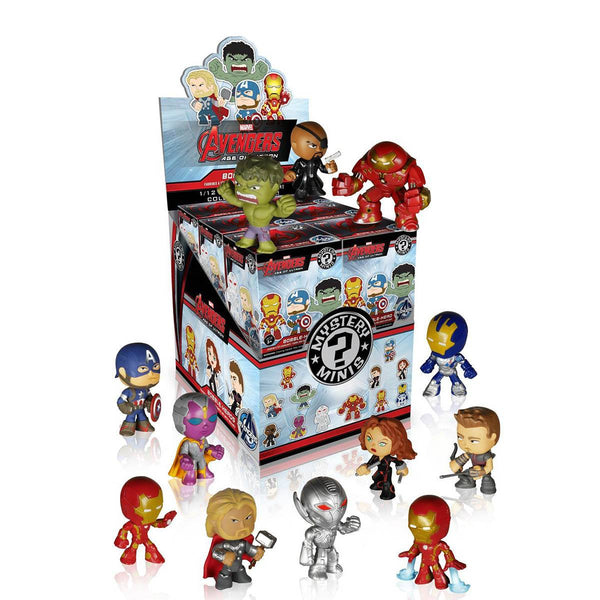 Age Of Ultron Mystery Mini S Figure The Avengers Funko