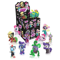 My Little Pony Mystery Series 4 Power Ponies Minis Vinyl Figure