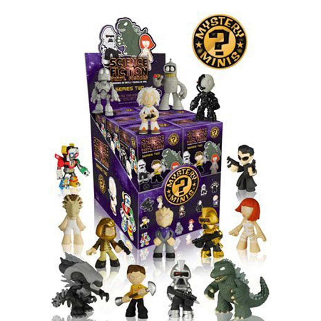 Science Fiction Series 2 Mystery Minis Vinyl Figure