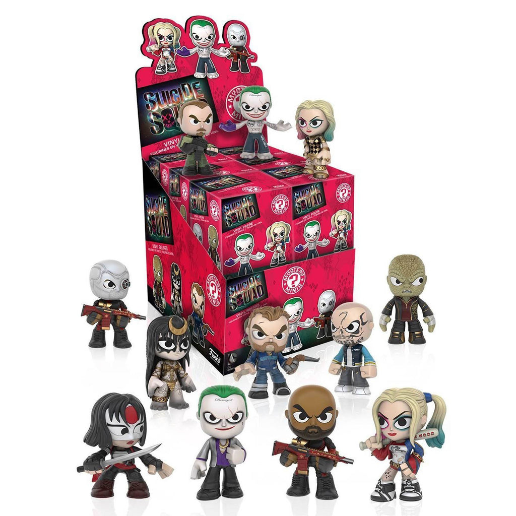 Suicide Squad Mystery Minis Blind Box Vinyl Figure